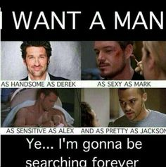 So i started out just looking at funny stuff, then i was looking at Greys Anatomy, now i'm just looking at boys. Greys Anatomy Funny, Grey Anatomy Quotes, Grays Anatomy, Greys Anatomy Workout, Josh Lucas, Sweet Home Alabama, Derek Shepherd, Scandal, Grey Quotes