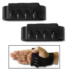 Amazon.com: Ninja Shuko Hand Claws Climbing Tiger Spikes - 2PC: Sports & Outdoors  Lyra tem versões retrateis em suas luvas.