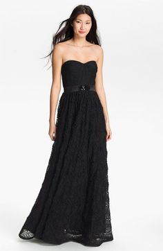 REVEL: Black Ballgown