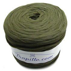 Trapillo Tejido de pantimedia www.losabalorios.com/254-trapillo-tejidos-especiales