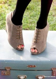 Fall/Winter 2012 Shoes