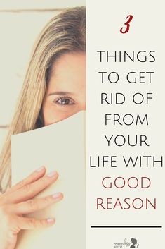 3 Things to get rid of from your life with good reason- It's common, for example, to get caught up in the idea of the next big purchase, or the next promotion at work, or something along those lines. All of these things are potentially great, but there are actually some situations where it might be just as important to think about what you should actually subtract from your life. Here are some ideas #selfcare #homeimprovement #declutter #minimalism