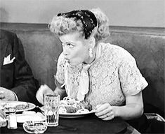 eating classic film pasta lucille ball spaghetti trending #GIF on #Giphy via #IFTTT http://gph.is/29yo6wb