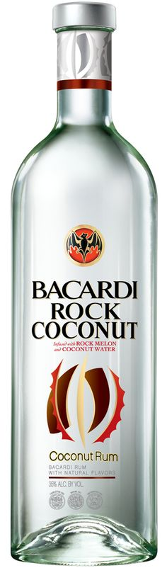 Bacardi - BACARDI Rock Coconut - had this with coke and a lime over ice on our recent cruise - so good!