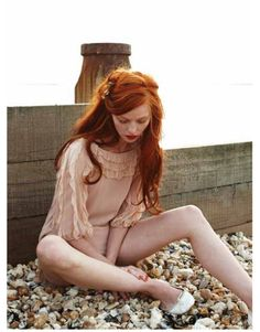 Redhead rosalia blogspot think