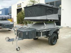 Roof Top Tents for Pods u2013 Pod Trailer & Roof Top Tents for Pods - Stockman Products | Trailers | Pinterest ...