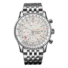 Breitling Navitimer World Chronograph Men's Watch
