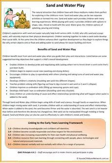 Sand and Water Area Posters – Roxana I. Sand and Water Area Posters Sand and Water Area Posters Play Based Learning, Learning Through Play, Preschool Learning, Early Learning, Learning Centers, Learning Activities, Baby Activities, Teaching Kindergarten, Teaching Ideas