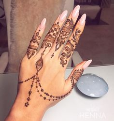 Find the latest and most beautiful Henna designs / Mehndi Designs for Hands If you have occasions like. Henna Hand Designs, Mehndi Design Images, Beautiful Henna Designs, Arabic Mehndi Designs, Latest Mehndi Designs, Mehndi Designs For Hands, Henna Tattoo Designs, Simple Henna Designs, Henna Designs For Men