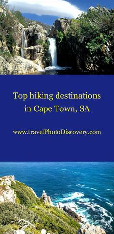 Top hIking destinations in Cape Town - spectacular hiking spots and Cape Town attractions visiting some of the scenic Cape Town attractions and sites with amazing natural beauty. Check our more of the Cape Town destinations below Hiking Spots, Hiking Trails, Travel Inspiration, Travel Ideas, Travel Tips, Travel Stuff, Cape Town South Africa, Africa Travel, Morocco Travel