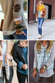 fall layers // fall fashion inspiration