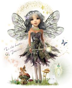 """Land of Fairies"" by tracireuer ❤ liked on Polyvore"