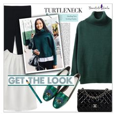 """""""Get The Look"""" by chixdejesus ❤ liked on Polyvore featuring Tiffany & Co., Chanel, Kenzo, women's clothing, women's fashion, women, female, woman, misses and juniors"""