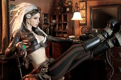 [CONCOURS] Concours Steampunk Geekopolis 2015 - French Steampunk (Forum)