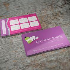 Cartão de Consulta - Kids - Pop