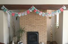 Mack and Mabel: Advent Bunting Pockets