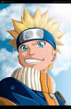 Naruto enfant dattebayo !