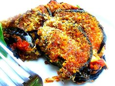 Stacey Snacks: First Day of Summer! Grilled Eggplant Parmigiana