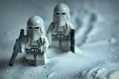 First patrol on Hoth and it's snowing by Kevin Leitch, via 500px