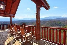 About Our Gatlinburg Cabins For Large Groups