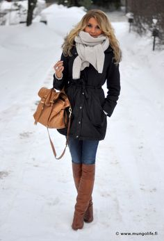 We Love Winter Wear.
