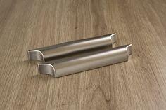 Handlit Metal Cup Pull Handles, 10-Pack