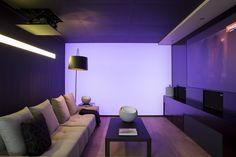 House Boz | Home Theatre | M Square Lifestyle Design | M Square Lifestyle Necessities #Design #Interior #Colour #Architecture