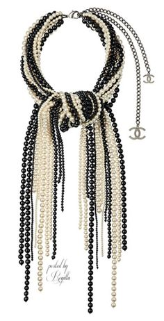 Chanel Pearls ~