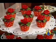 Cupcake Clássico   Sabor de Vida - 03 de Setembro de 2012