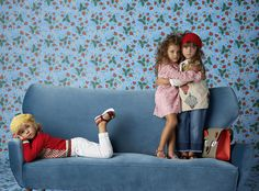 Looks from the new Gucci children's cruise 2016 collection. Gucci Kids, Kids Fashion Photography, Children Photography, Fashion Kids, Shooting Photo, Little Fashionista, Stylish Kids, Kid Styles, Little Girl Dresses