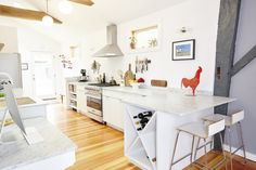 An (Affordable) 18th Century Colonial With Modern Updates