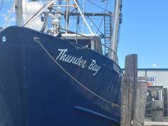 Thunder Bay Boat Names, Thunder