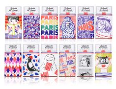The French chocolate French Chocolate, Artisan Chocolate, Chocolate Brands, Typography Poster, Graphic Design Typography, Branding Design, Chocolate Bar Wrappers, Chocolate Packaging, Paris Illustration