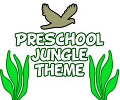 Preschool Jungle Theme Lesson Plans For Preschoolers & young children great for summer