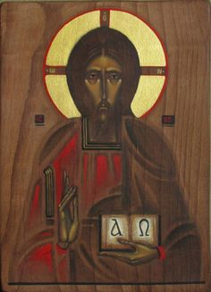 We've gathered our favorite ideas for 517 Best Contemporary Byzantine Style Iconography Images, Explore our list of popular images of 517 Best Contemporary Byzantine Style Iconography Images in modern iconography art. Byzantine Icons, Byzantine Art, Religious Icons, Religious Art, Images Of Christ, Jesus Art, Jesus Christ, Religious Paintings, Orthodox Icons