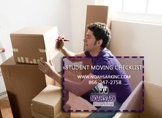 Student Moving Checklist: Moving as a student can be a major transition. It always helps to be prepared, and if you make sure to double check all the essential items you need for your student housing, it can help make the moving process more efficient, and your space more concise and pleasant. www.noahsarkinc.com/blog/student-moving-checklist/ ‪#‎NoahsArkMoving‬ ‪#‎ProfessionalMovers‬ ‪#‎StudentMoving‬ ‪#‎MovingandStorage‬