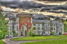 Fetteresso castle, Scottland