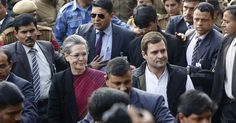 Gandhi Family Vows to Fight Corruption Case Filed by Political Rival - The New York Times