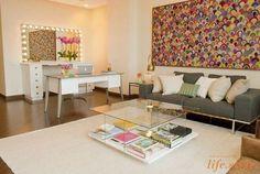 Chelsea Handler's office