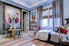 Super hero bedroom - marvel - avengers toddler