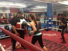 Mendez boxing NYC