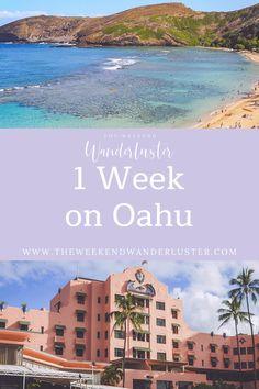 Waikiki Beach, Honolulu Hawaii, Hawaii Travel Guide, Travel Tips, Travel Guides, Oahu Vacation, Waimea Bay, Hawaii Things To Do, Hawaii Volcanoes National Park