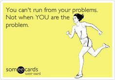 YOU are the problem. But you should take up running you fat ass! And research what you post about. You make yourself sound more stupid every time you open your mouth. You have no idea what you are talking about half the time, you just make it up. Sad and pathetic. Shows how delusional you really are.