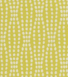Love this wavey @Waverly fabric in citrus! #waverize #homedecor