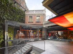 The Fàbrica Moritz - Jean Nouvel - Barcelona