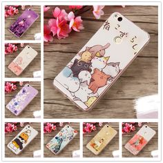 For Huawei P8 lite 2017 Case Cute Painted TPU Soft Silicon Cover Case For Huawei honor 8 lite back nova p8 lite case 2017 cover