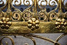 The Golden Gate - Hannover Herrenhausen - love that place!!!