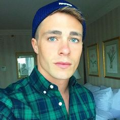 """""""Arrow"""" and """"Teen Wolf"""" Star Colton Haynes recently admitted to the public that he was gay. Do you know who the star is dating right now? Colton Haynes, Corey Hawkins, Jeff Leatham, Teen Wolf Mtv, Male Face, My Guy, Gorgeous Men, Beautiful People, Cute Guys"""