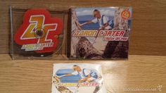 AARON CARTER - CRUSH ON YOU. CD-MAXI / EDEL - 1997 ( PEGATINA ) CALIDAD LUJO.