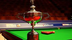 2016 World Championship - it's happening again!